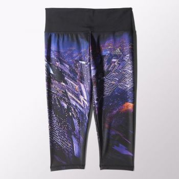 Adidas Infinite Series Techfit Capri