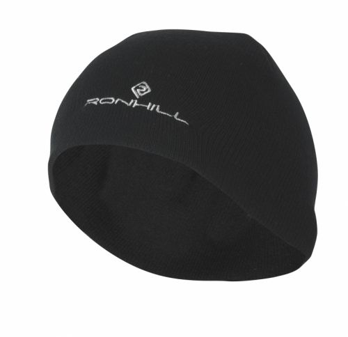 Ron Hill Junior Beanie: Black