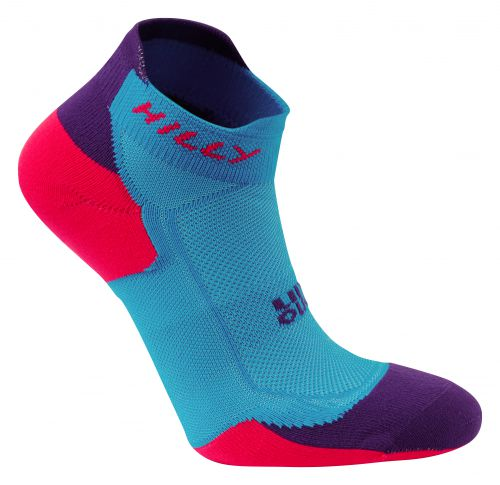 Hilly Lite Cushion Socklet: Medium (6-8.5)