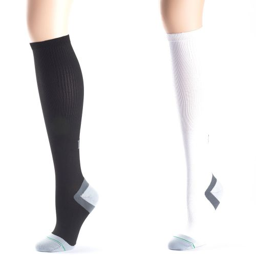 1000 Mile Ultimate Compression Sock: Small (3-5.5): Black