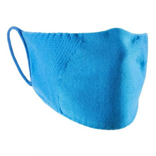 UYN Trere Social Face Mask - Blue: Medium